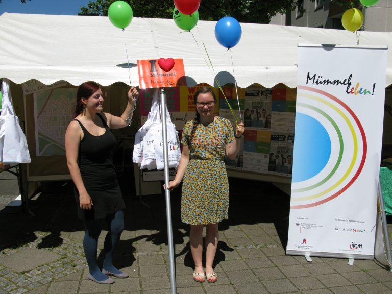 """""""Mümmel leben!"""" beim Internationalen Freundschaftsfest"""