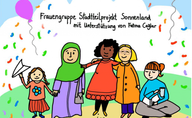 Gemeinsam für die Nachbarschaft und Zuckerfest am 13.05.2021
