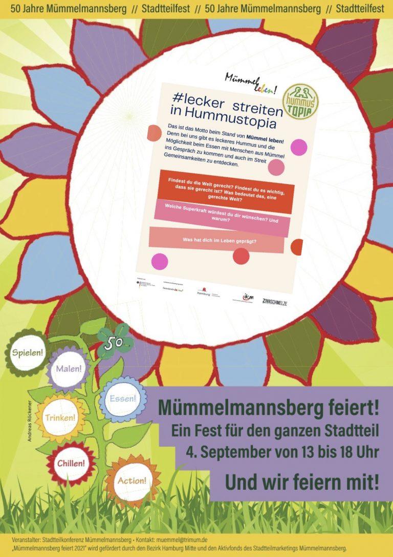 Mümmelmannsberg feiert!- Ein Fest für den ganzen Stadtteil